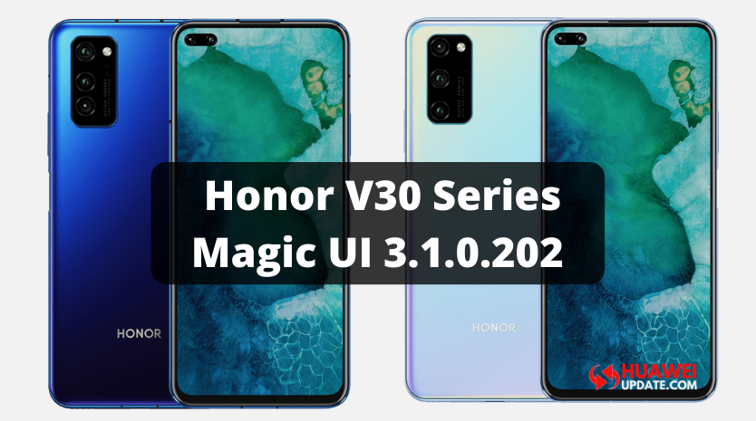 Honor V30 Series 3.1.0.202