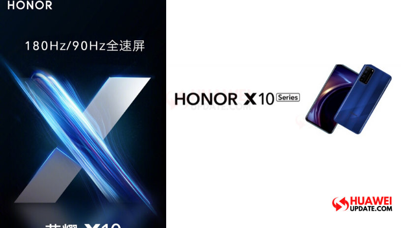 Honor X10 5G 90Hz refresh rate