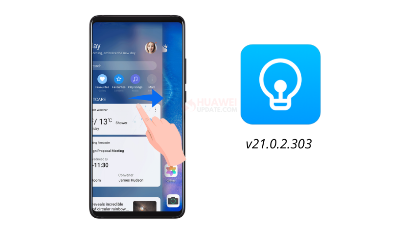 Huawei Assistant App 21.0.2.303