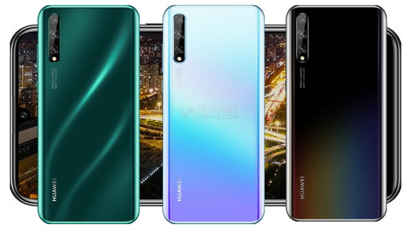 Huawei Enjoy 10S EMUI 10.1