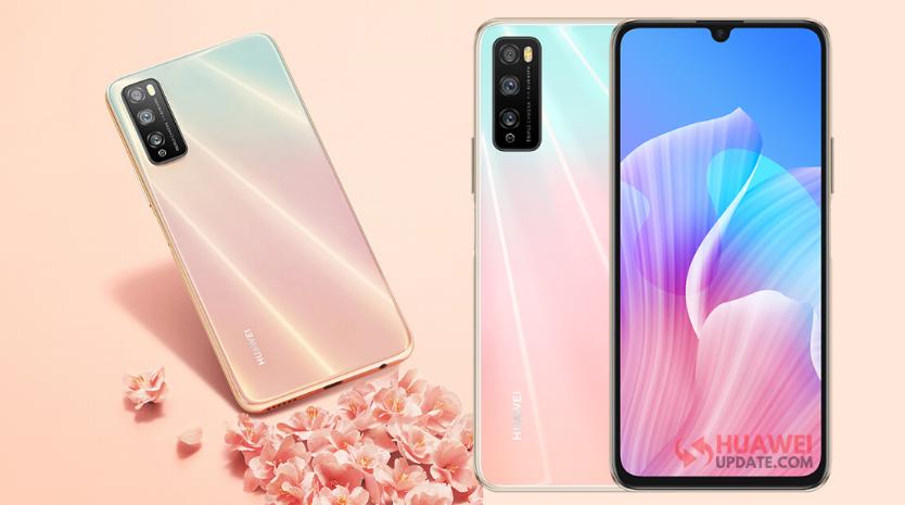 Huawei Enjoy Z 5G official