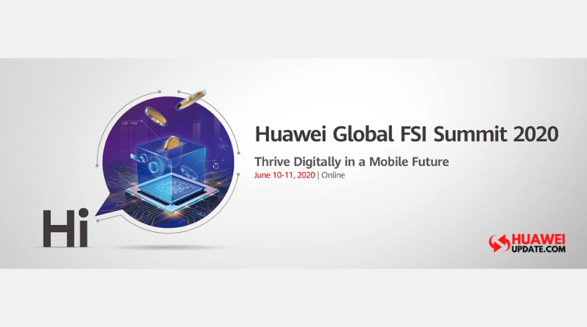 Huawei Global FSI Summit 2020
