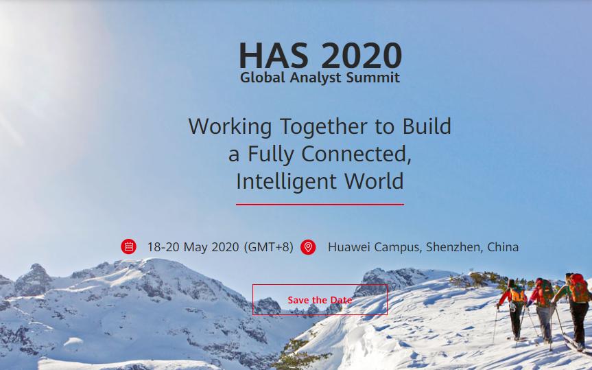 Huawei HAS 2020