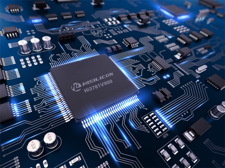 Huawei HiSilicon XR Chip