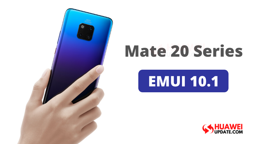 Huawei Mate 20 Series EMUI 10.1 Public Beta