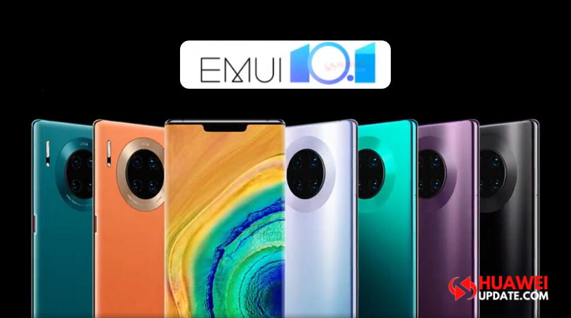 Huawei Mate 30 Series EMUI 10.1 Stable update