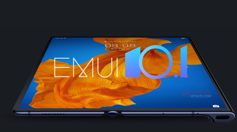 Huawei Mate X and Mate Xs EMUI 10.1