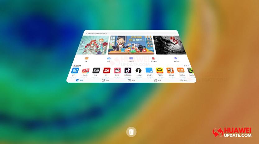 Huawei MatePad Pro EMUI 10.1 Beta