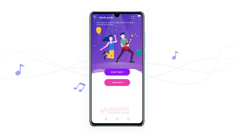 Huawei Music App