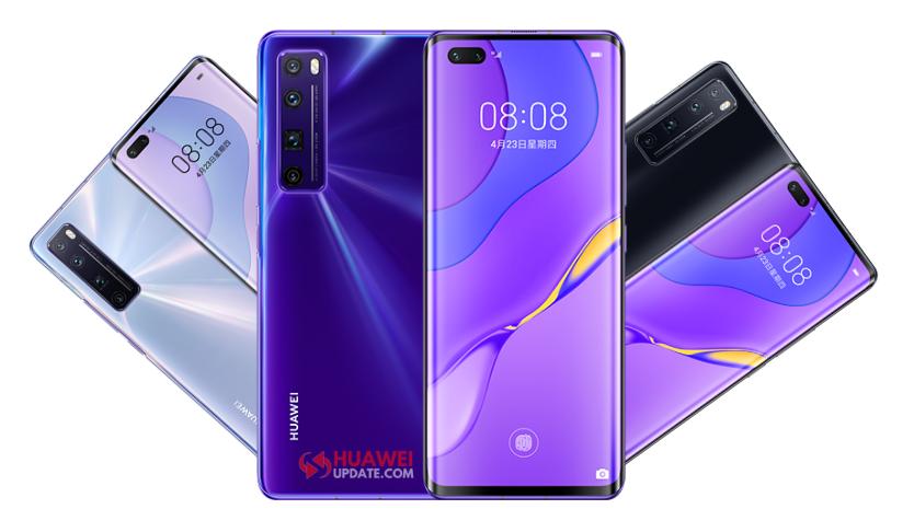 Huawei Nova 7 Pro 5G EMUI 10.1
