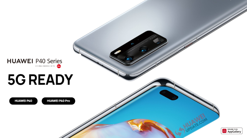 Huawei P40 Series South Africa
