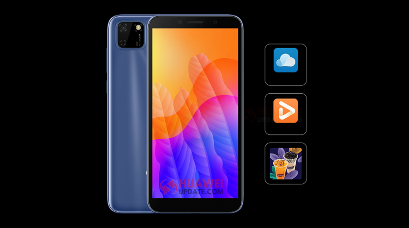 Huawei Y5P launched