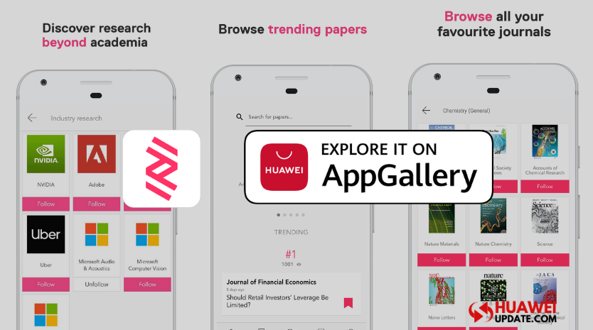 Researcher App