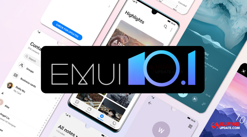These 15 Huawei phones are now open for EMUI 10.1 Public Beta