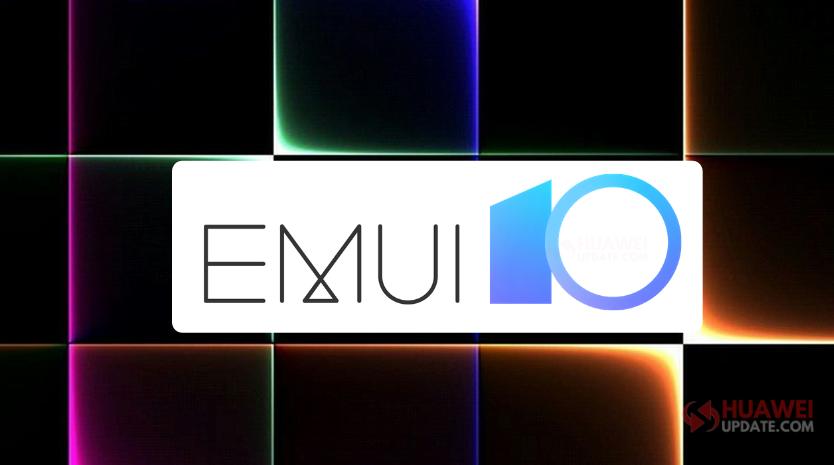 EMUI 10 roadmap 2020