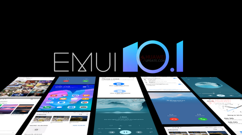EMUI 10.1 update globally