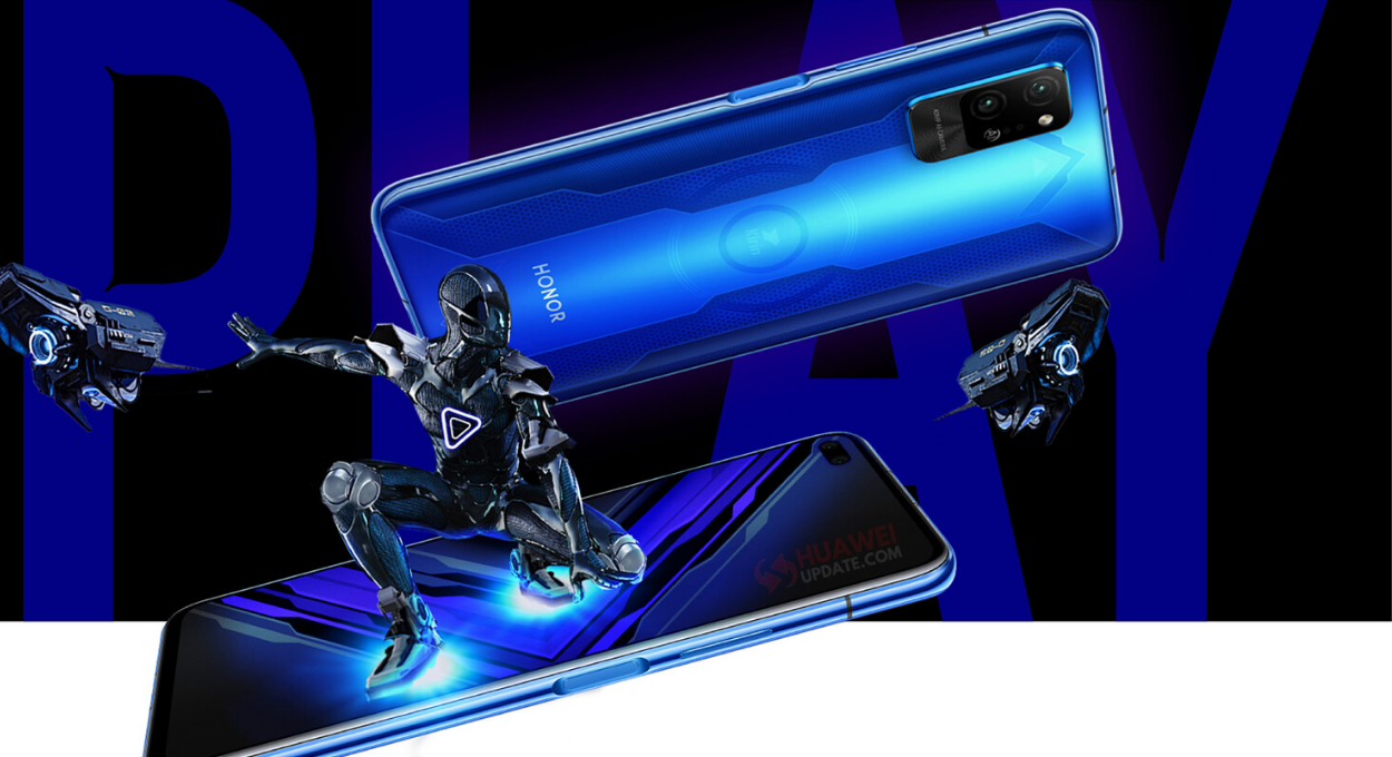 Honor Play 4 Pro 5G IR Temperature Sensor