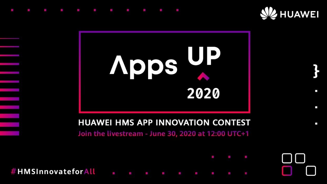 Huawei Apps Up 2020