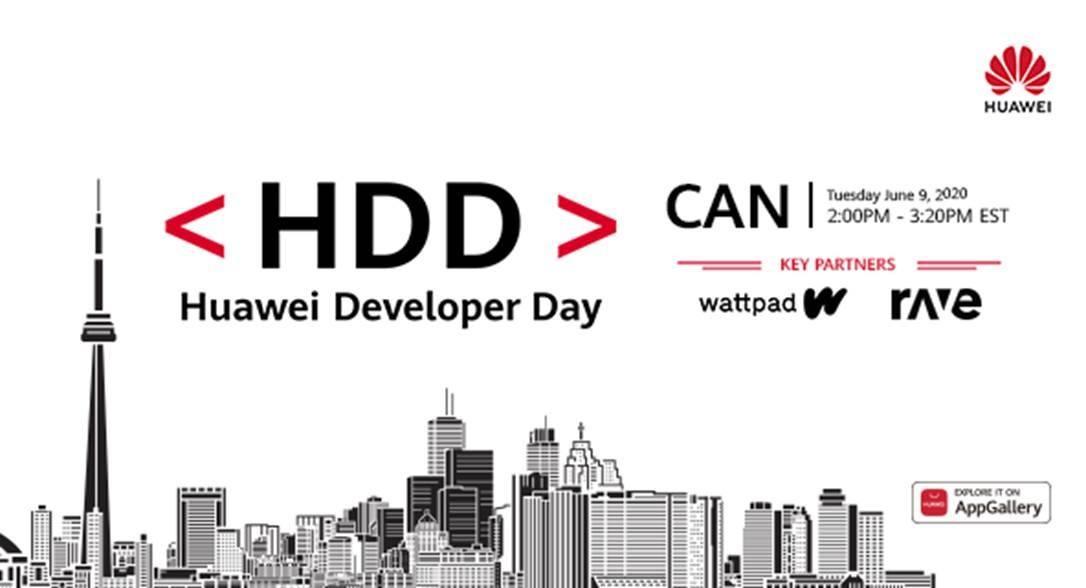 Huawei Developer Day Canada
