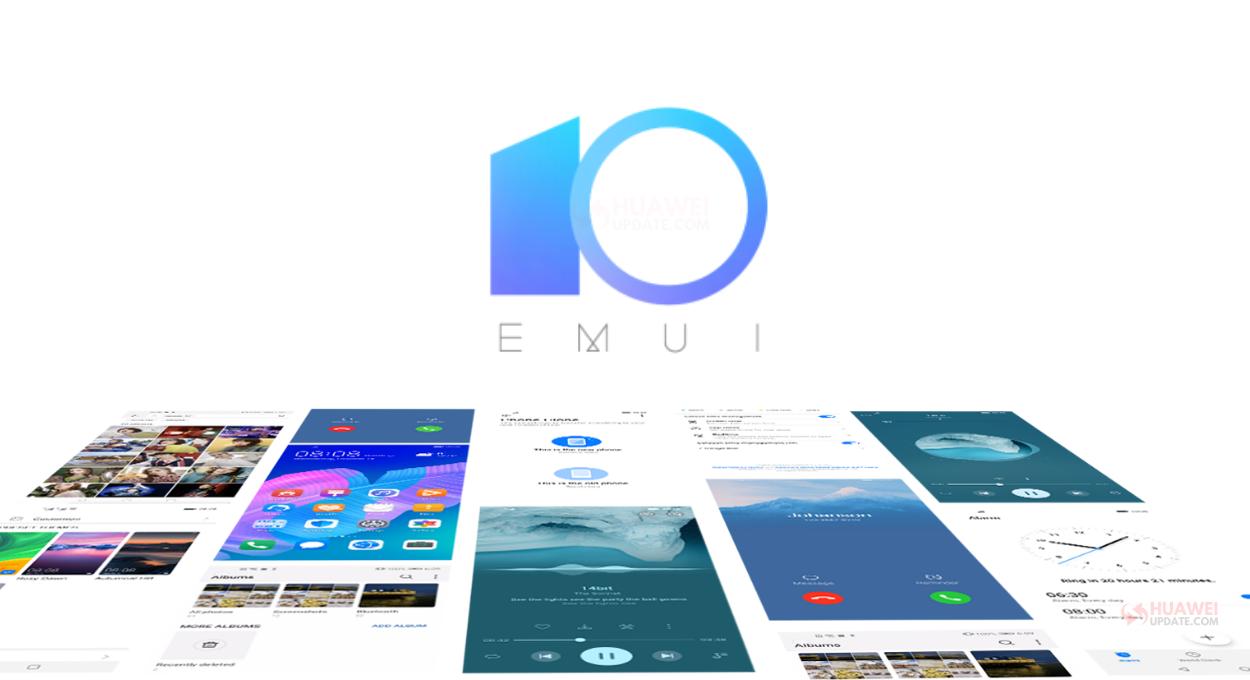 Huawei EMUI 10 update tracker