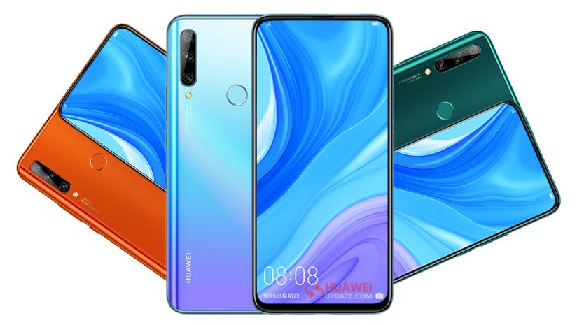 Huawei Enjoy 10 Plus Update