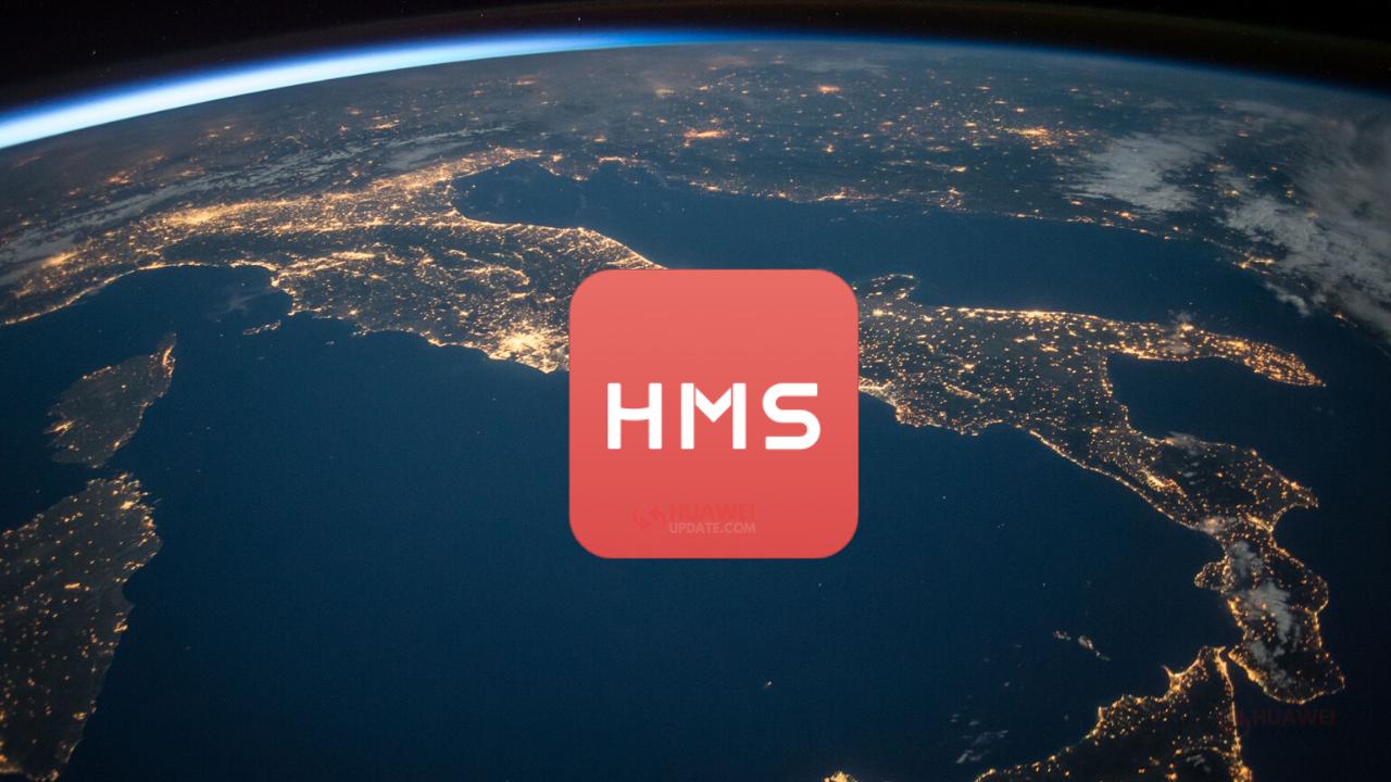 Huawei HMS Core 5.0.0.304