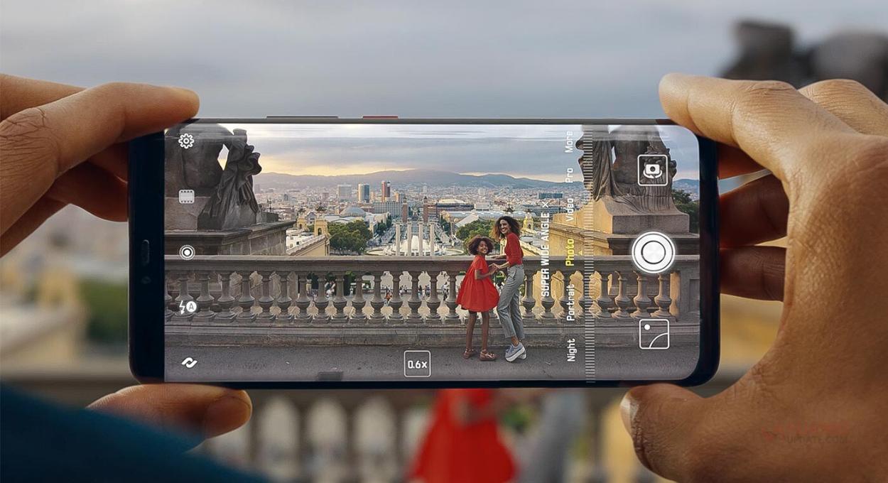 Huawei Mate 20 Pro Cam