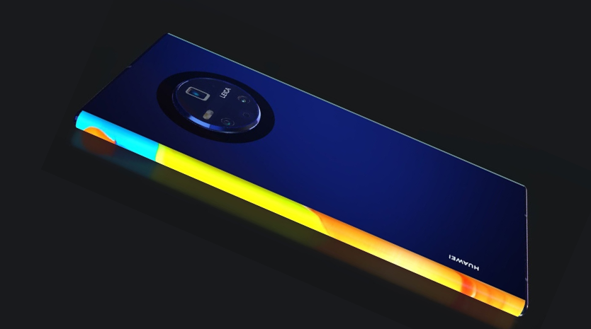 Huawei Mate 40 Concept Render