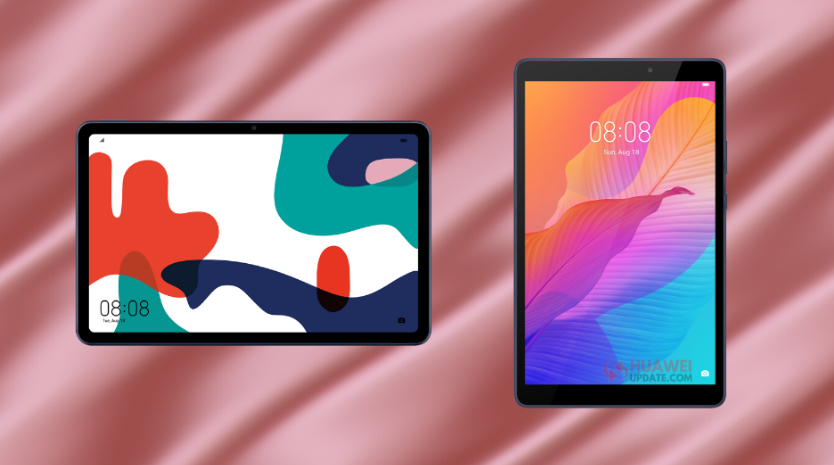 Huawei MatePad and MatePad T8