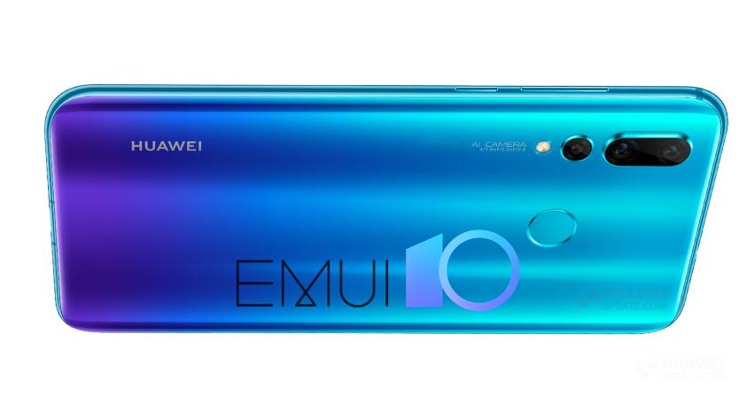 Huawei Nova 4 EMUI 10 Update
