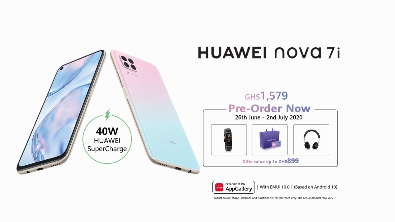 Huawei Nova 7i Ghana