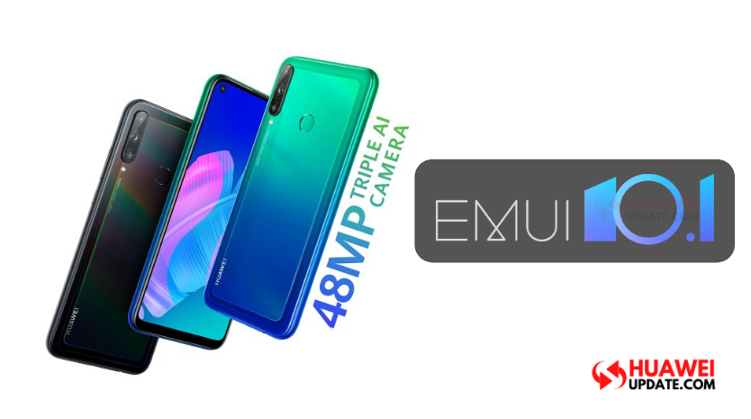 Huawei P40 Lite E EMUI 10.1