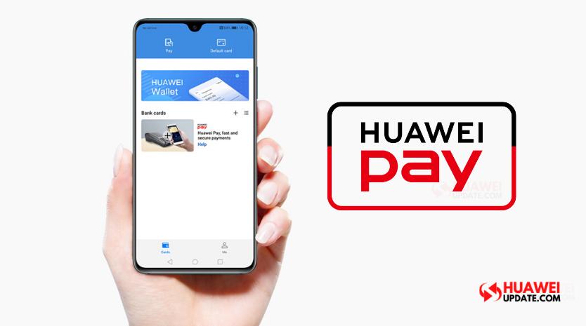 Huawei Pay Europe