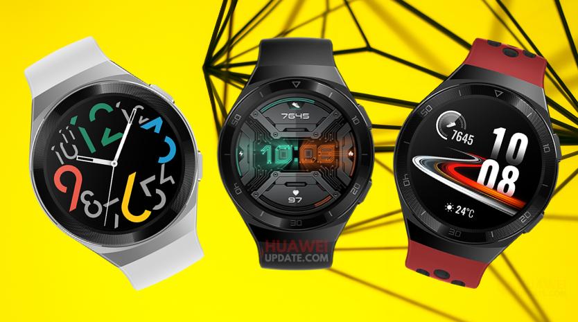 Huawei Watch GT 2e best wearable