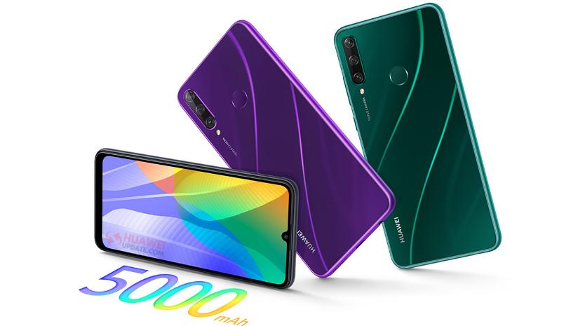 Huawei Y6p Phone