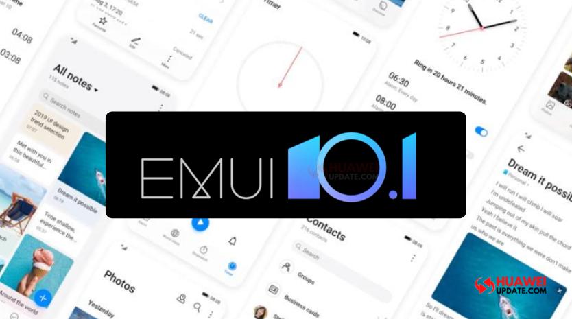 Huawei and Honor 36 phones EMUI 10.1