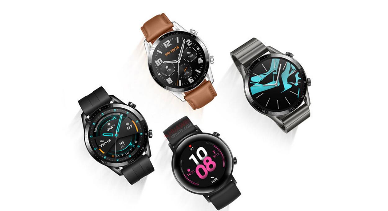 Huawei shipped 2.1 million Smartwatch Q1 2020