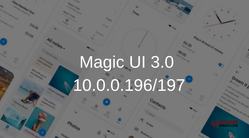 Magic UI 3.0 v10.0.0.196-197
