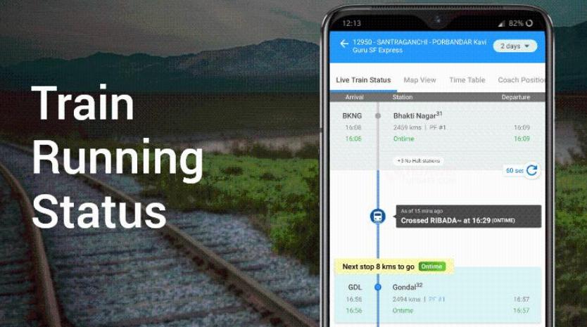 RailYatri App Huawei AppGallery