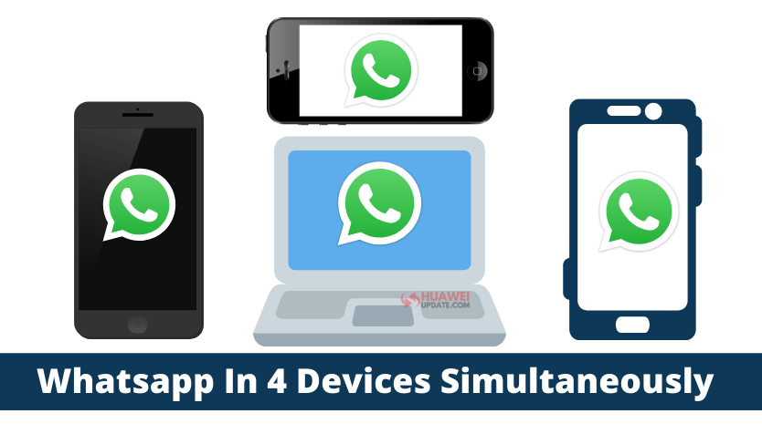 Whatsapp in 4 devices at the same time soon