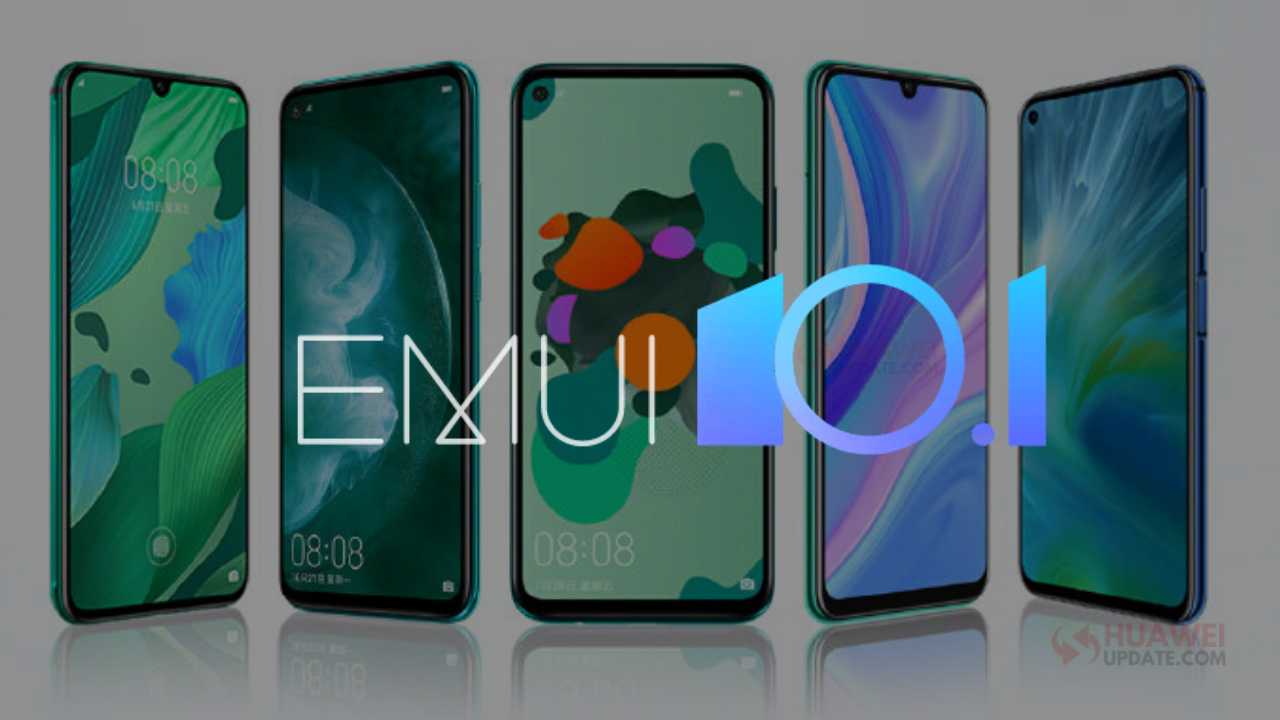 EMUI 10.1 Official version