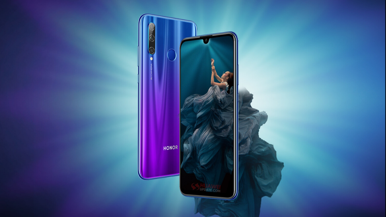 Honor 20i Update