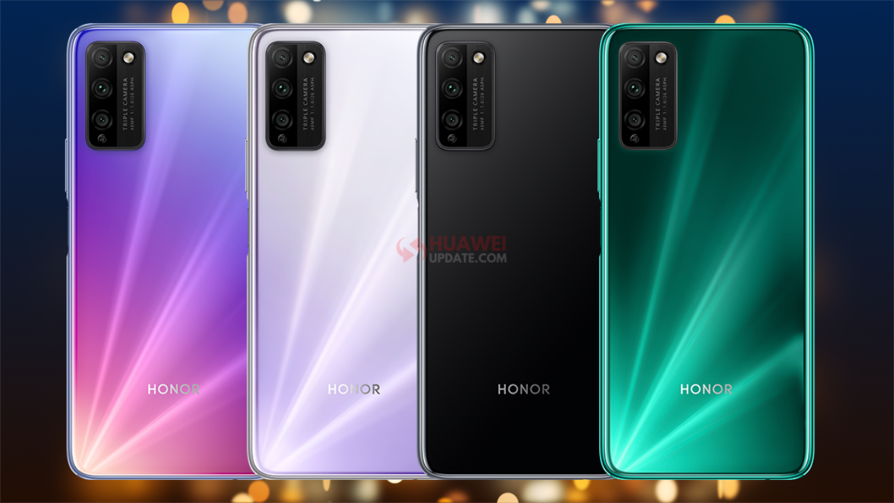 Honor 30 Youth Edition - 30 Lite