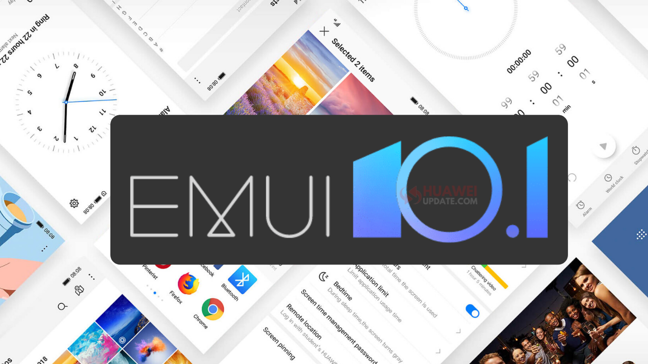 Huawei EMUI 10.1 reaches to these 39 phones