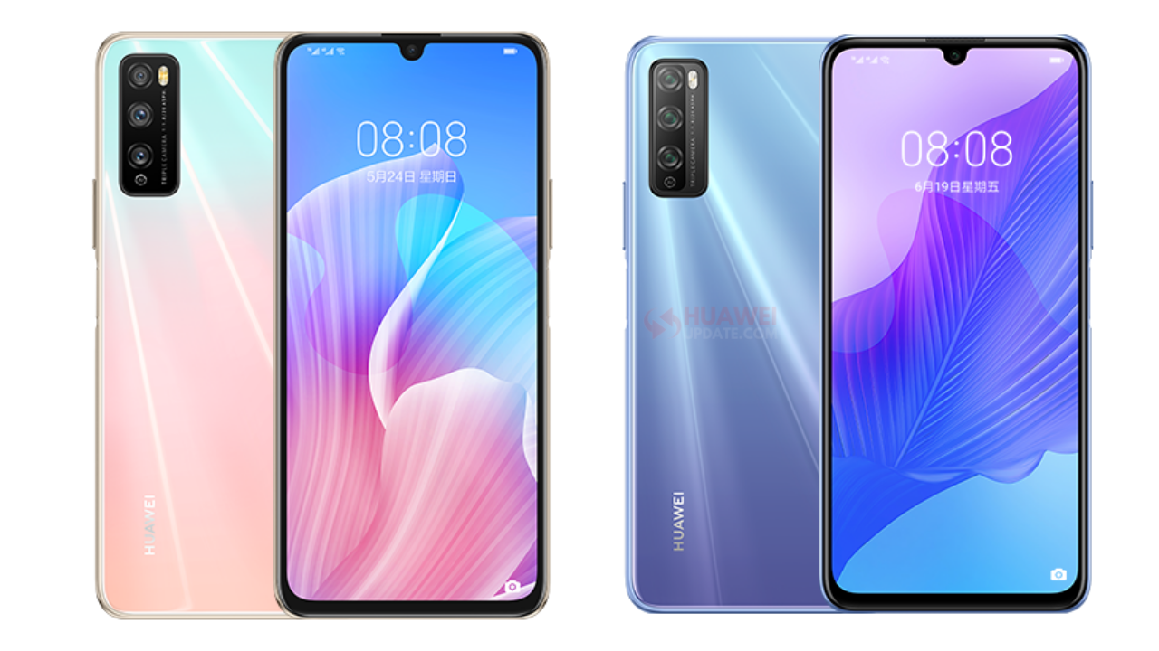 Huawei Enjoy 20 Pro and Enjoy Z EMUI 10.1.1.160