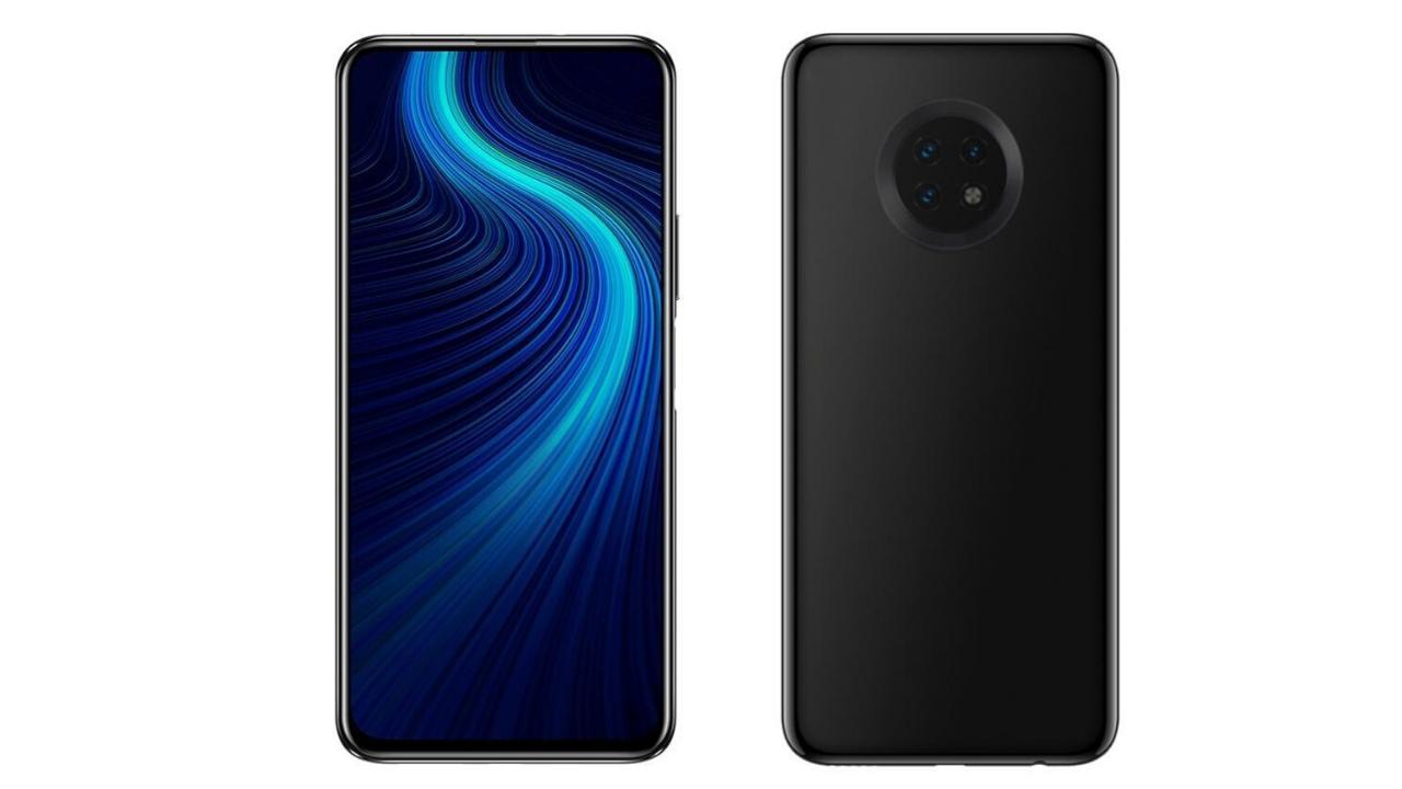 Huawei Maimang 9 5G leak