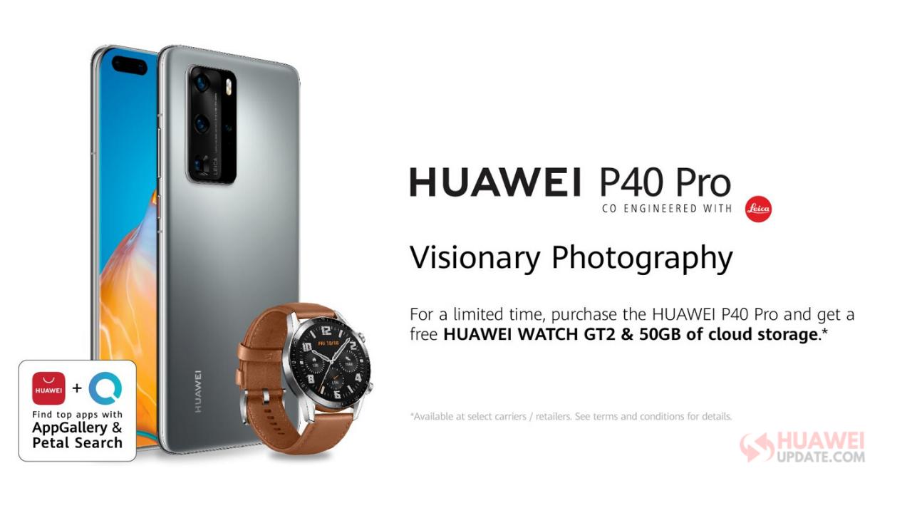 Huawei P40 Pro Canada Deal