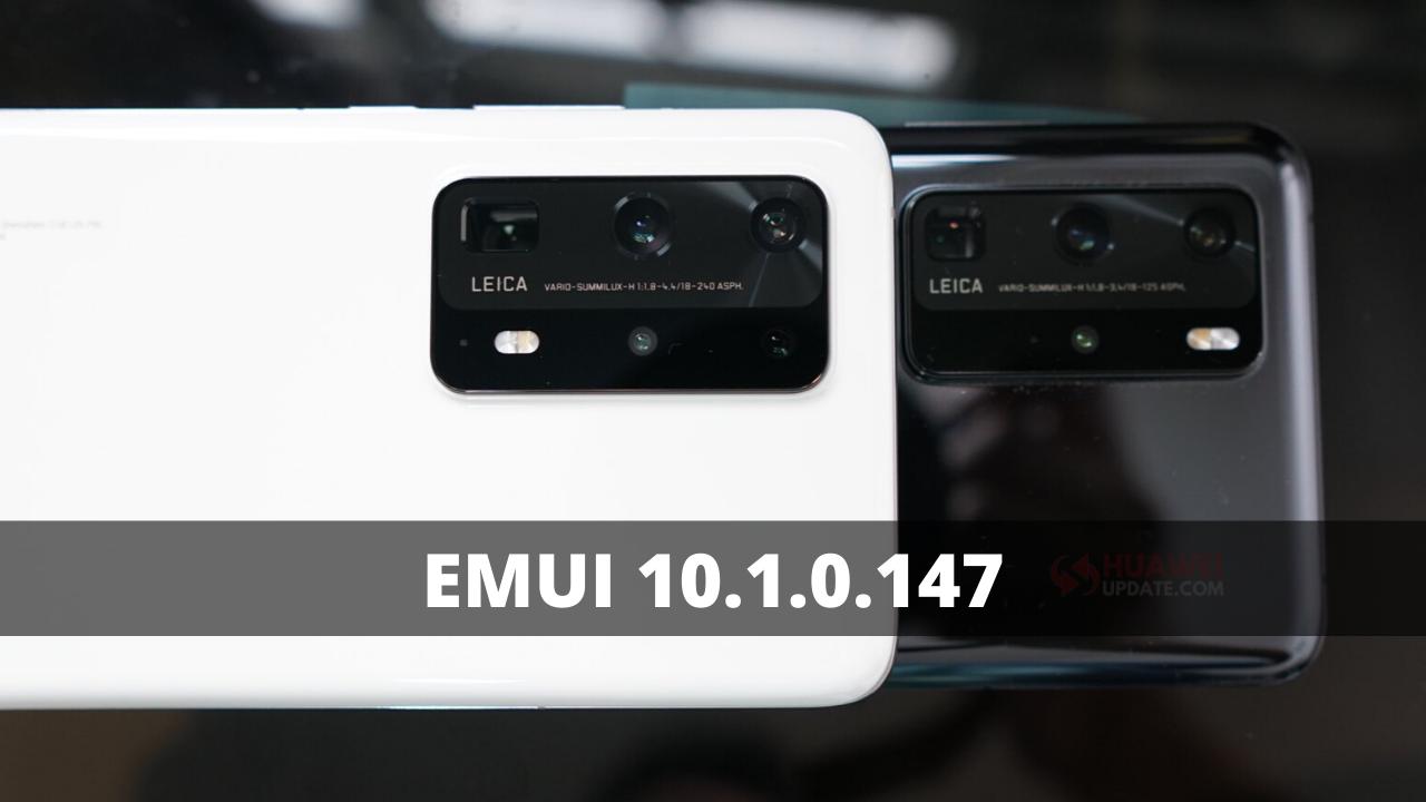 Huawei P40 Series Update