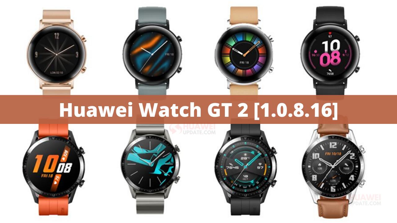 Huawei Watch GT 2 v1.0.8.16