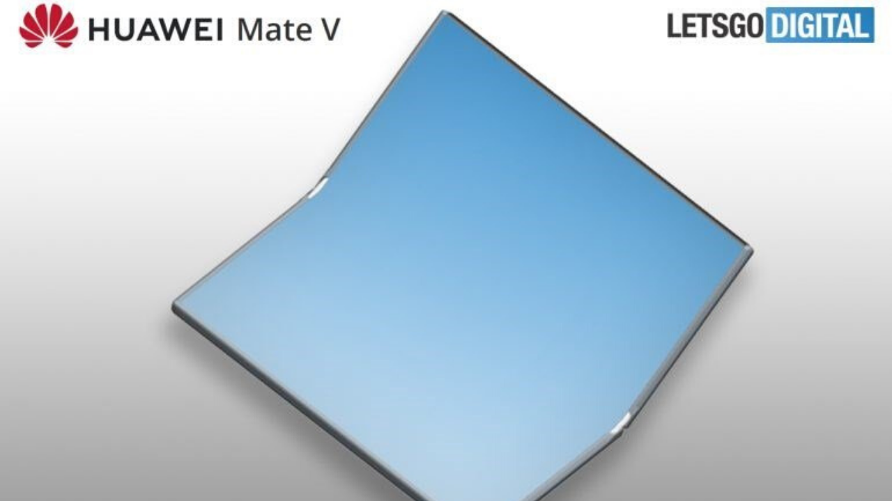 Huawei registered Mate V trademark